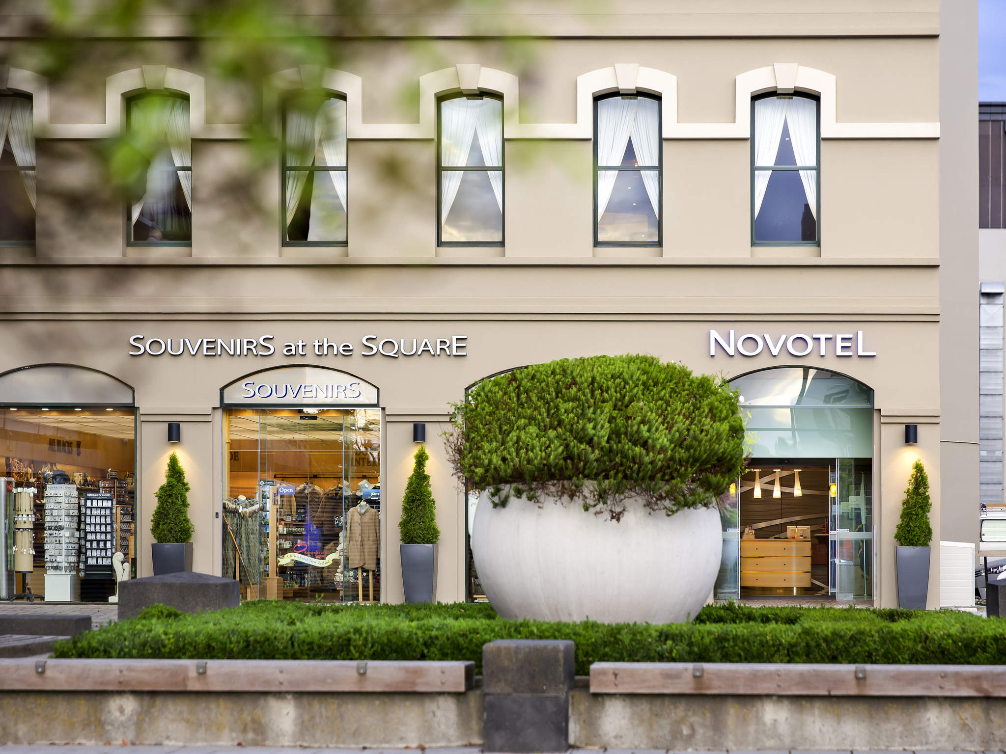 Novotel Christchurch Cathedral Square hotel https://www.accorhotels.com/6592